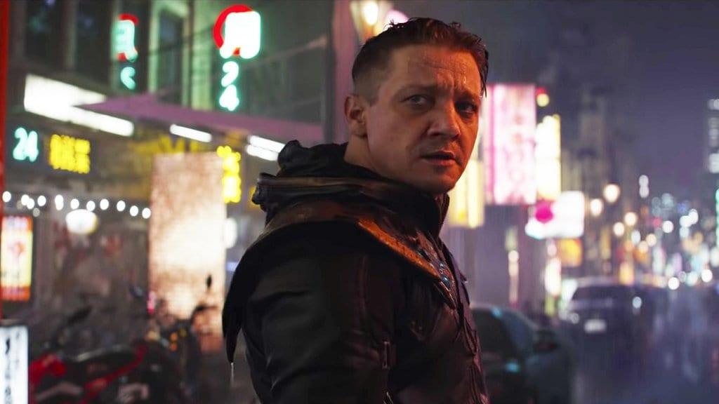 Avengers: Endgame, Hawkeye, Ronin