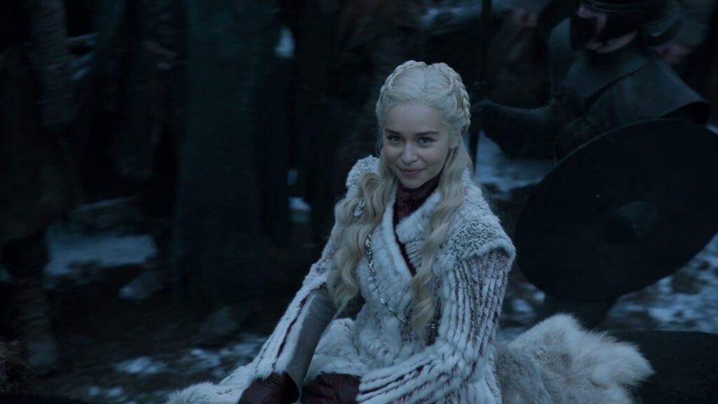 Game of Thrones, Winterfell, Daenerys