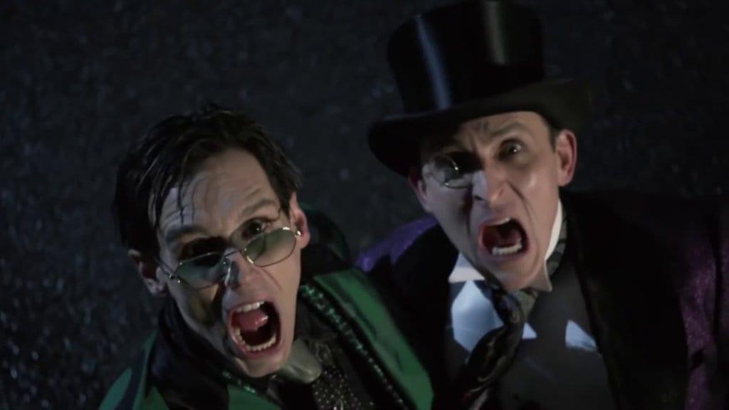 Gotham, The Beginning