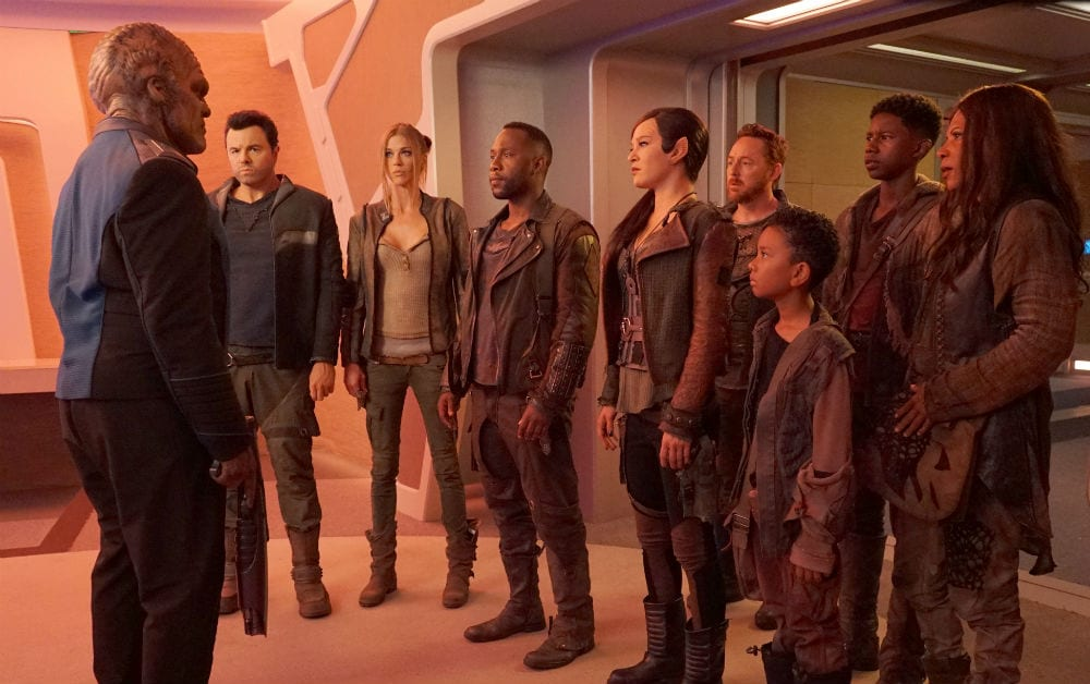 The Orville, The Road Not Taken