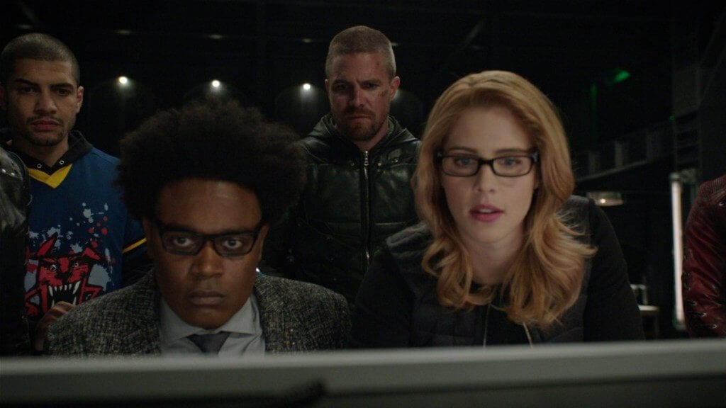 Arrow, You Have Saved This City