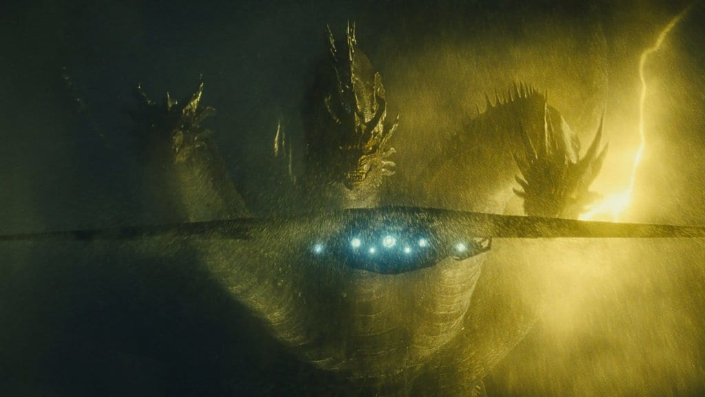 Godzilla: King of the Monsters, Ghidorah