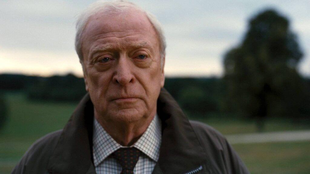 Christopher Nolan, Michael Caine, Tenant