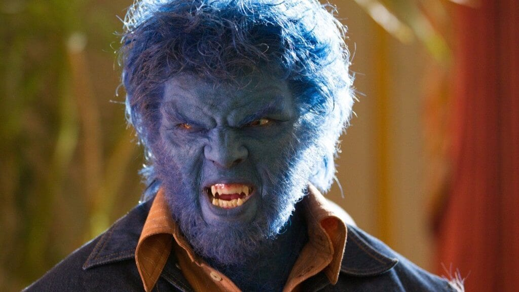 Robert Pattinson, Nicholas Hoult, Batman, Beast