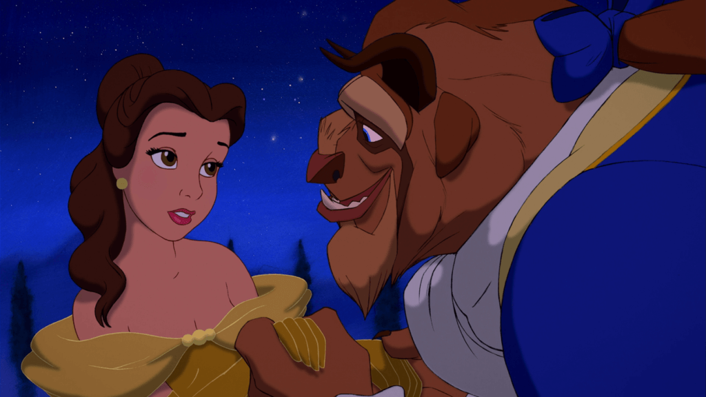 A Decade of Disney, Beauty and the Beast