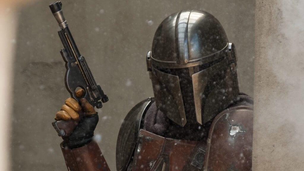 Favreau Has Written The Mandalorian Season 2