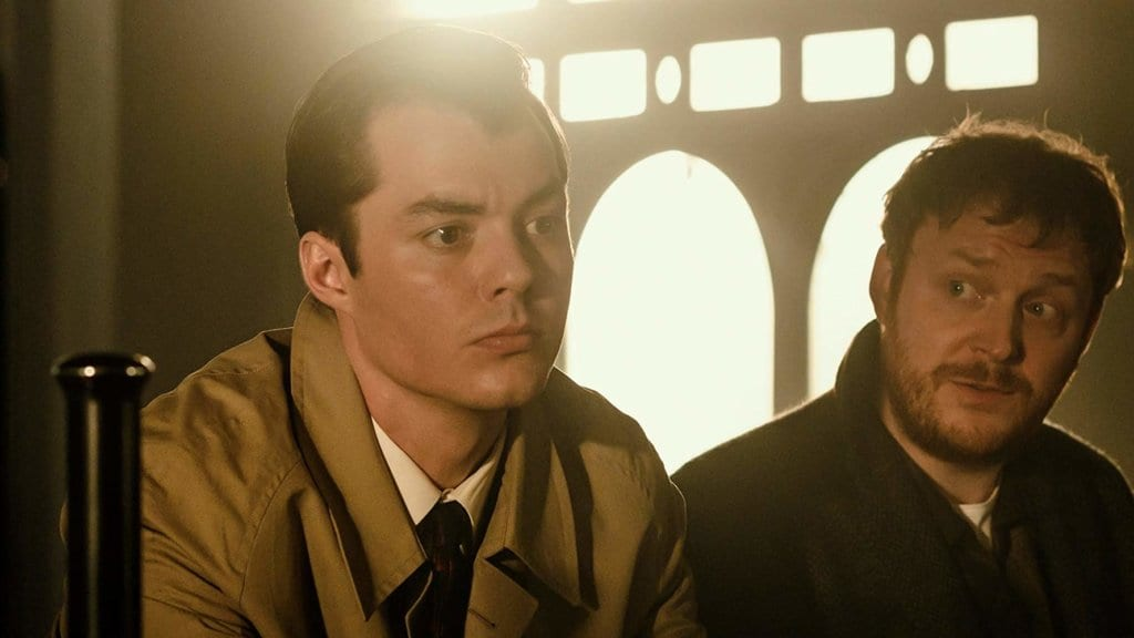 Pennyworth Episodes 1-3