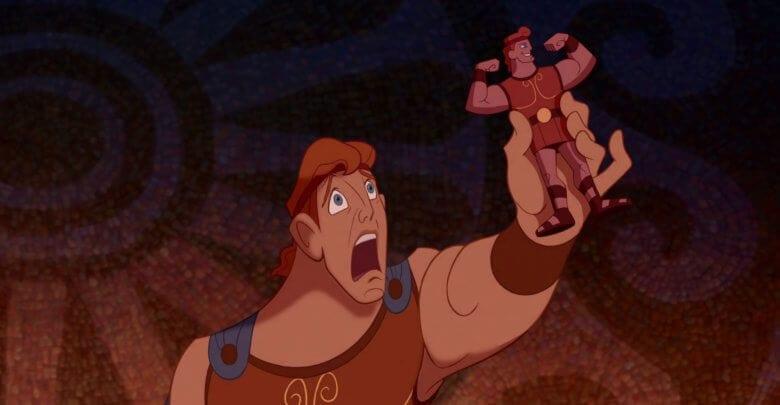 A Decade Of Disney Hercules 1997 Geeks Gamers