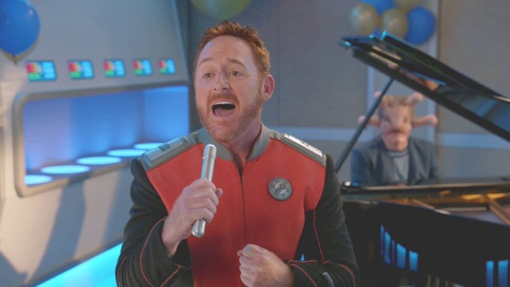 The Orville NYCC
