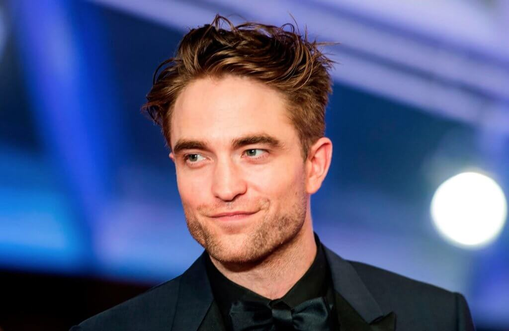 year in Batman, Robert Pattinson