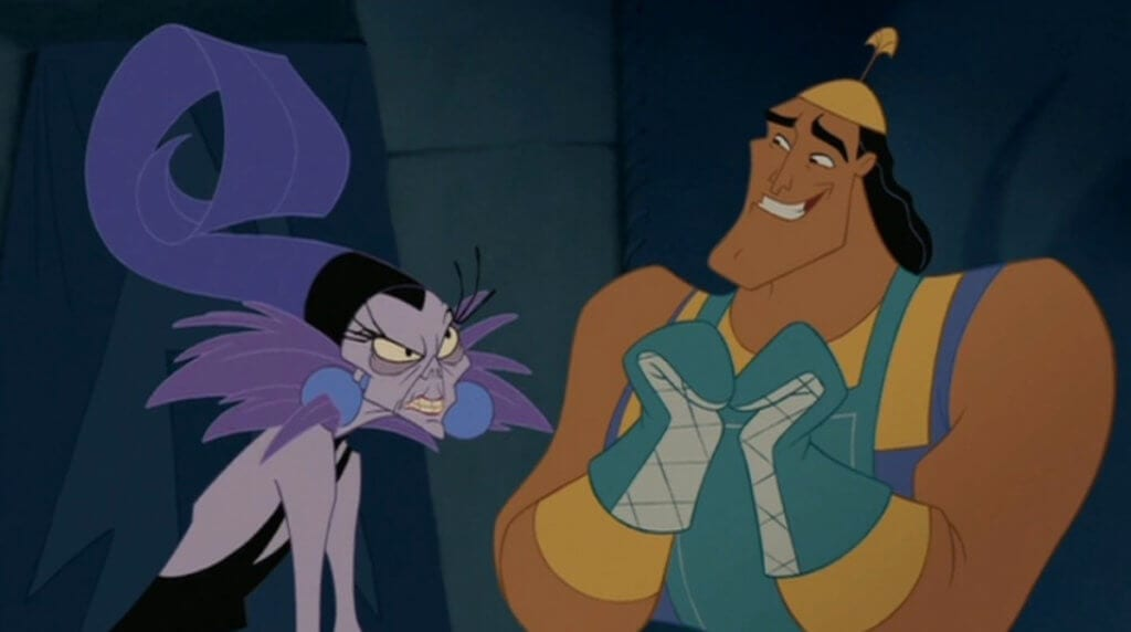 The Evolution of the Disney Villain