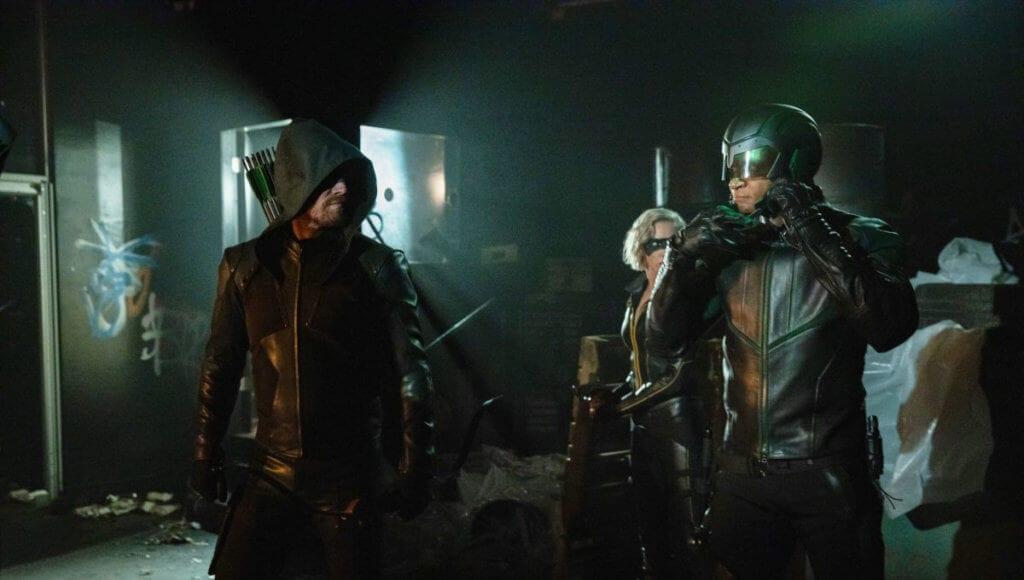 Arrow, Starling City