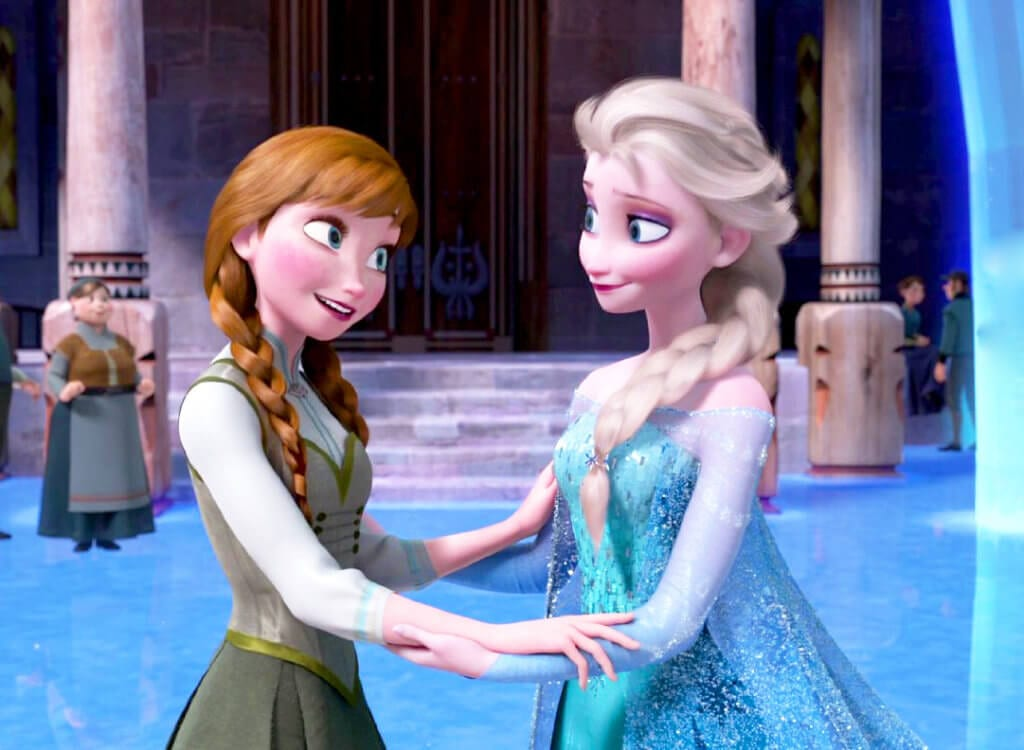 Decade of Disney Tangled to Frozen