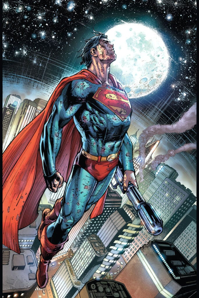 Superman: Earth One – Volume 3