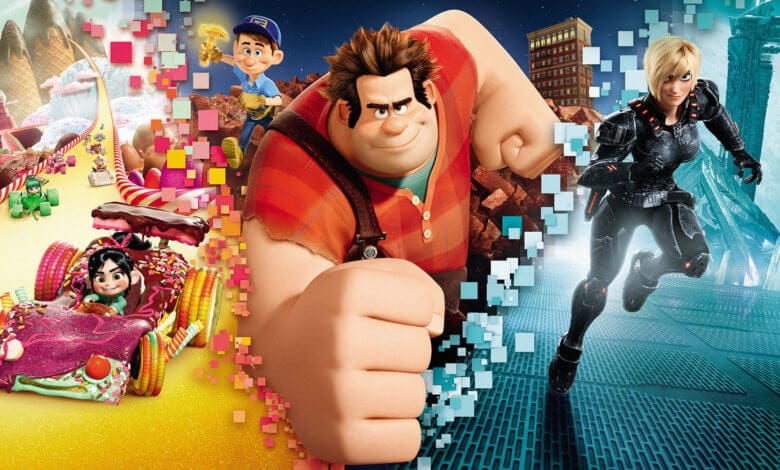 Image result for Wreck-It Ralph (2012)