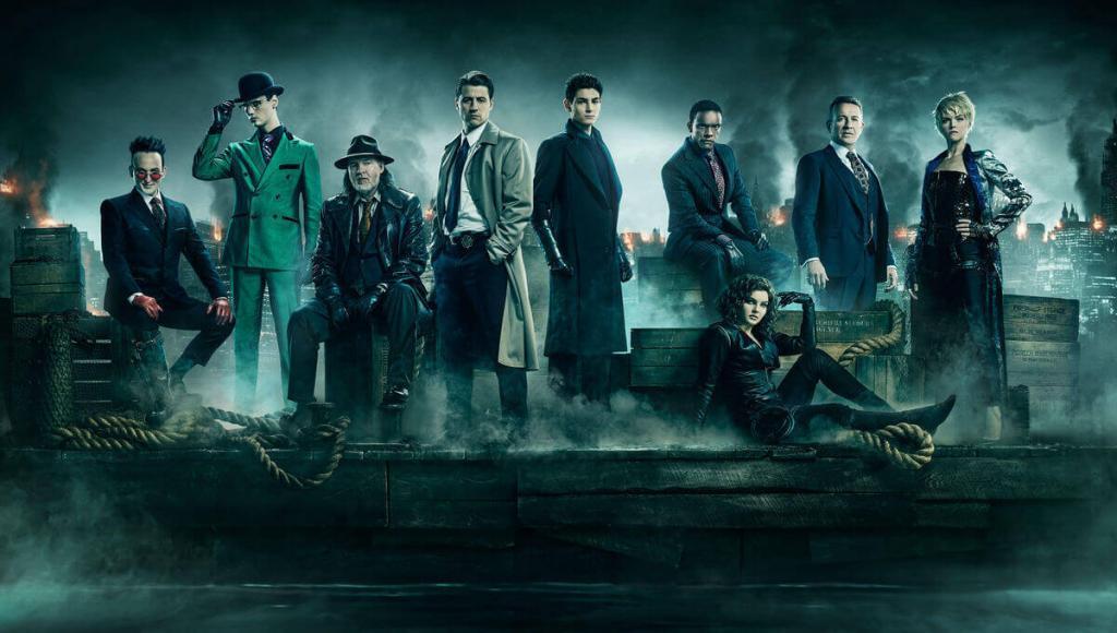 Gotham Script