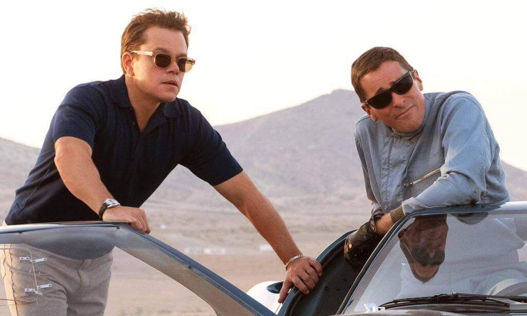 Oscar Nominations, Ford v Ferrari