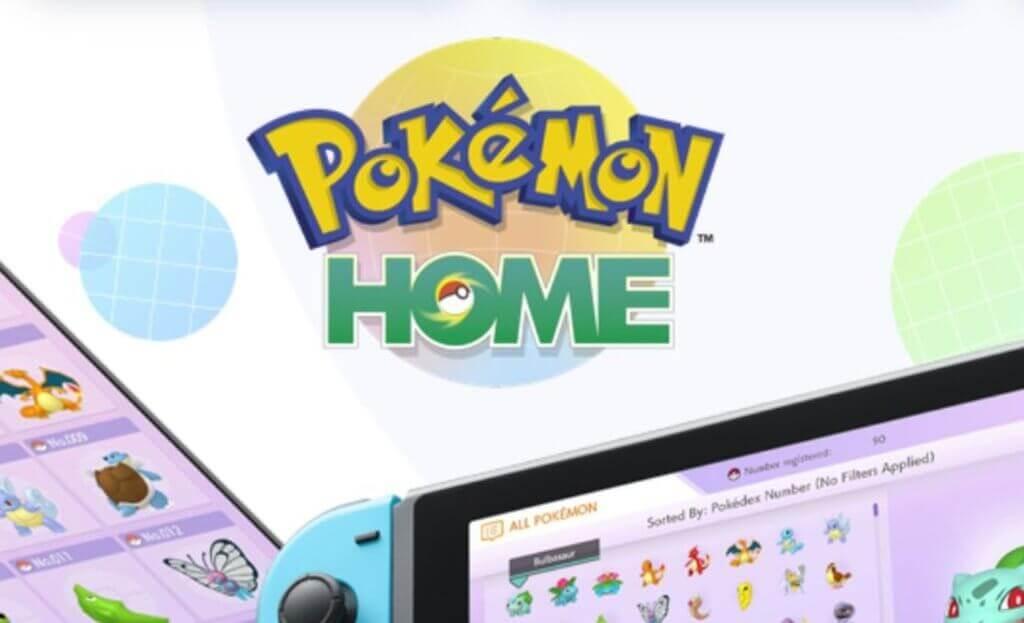 Pokémon Home Errors Resolved