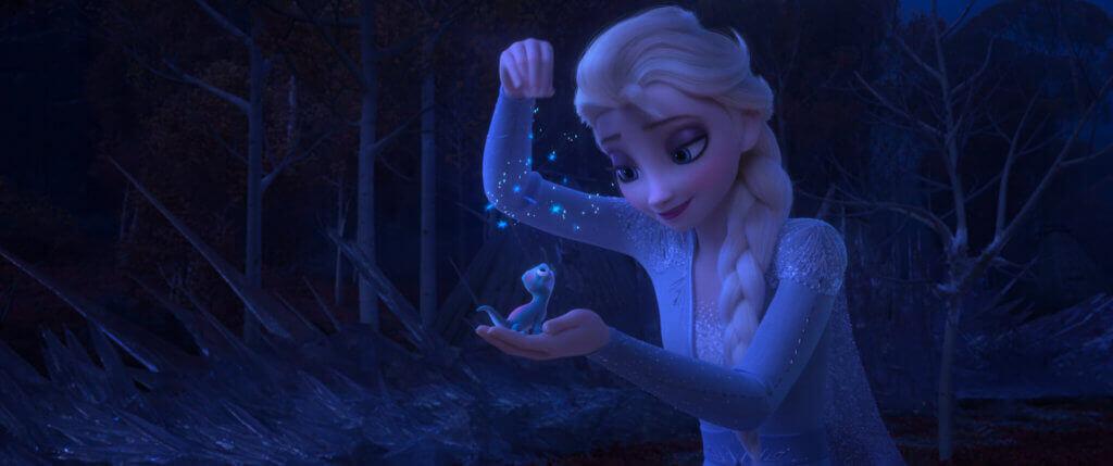 Toy Story 4 VS Frozen II