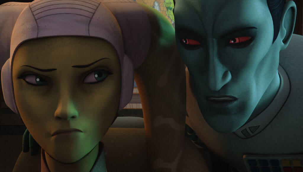 Hera and Sabine