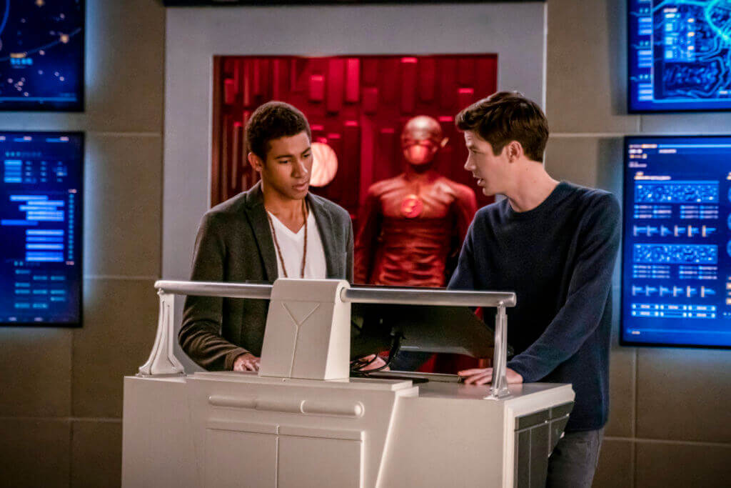 The Flash, Death of the Speed Force