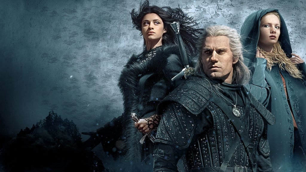 Witcher Starts Production